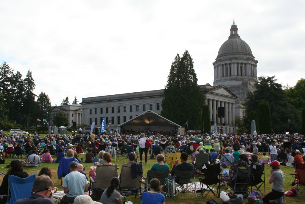 Olympia Symphony at the Capitol